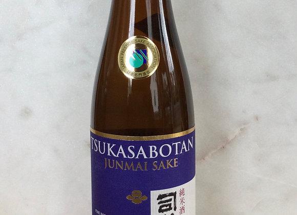 Tsukasabotan Junmai Sake