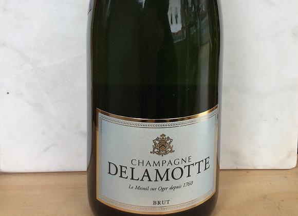 Delamotte Champagne Le Mesnil sur Oger