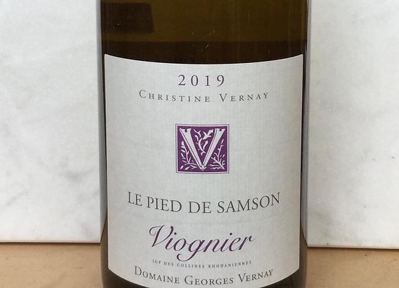 """Domaine Georges Vernay """"Le Pied de Samson"""" Viognier"""
