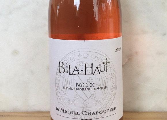 M Chapoutier Les Vignes de Bila-Haut Rose