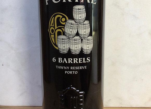 Quinta Do Portal 6 Barrels