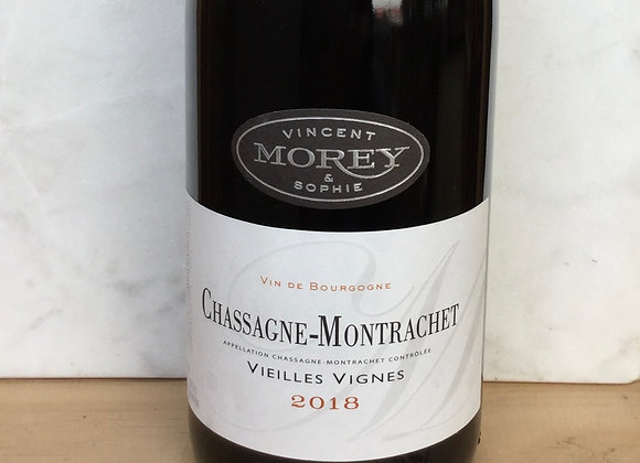 Vincent Morey Chassagne-Montrachet Vielles Vignes