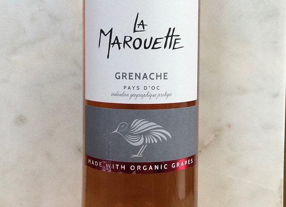La Marouette Grenache Rose
