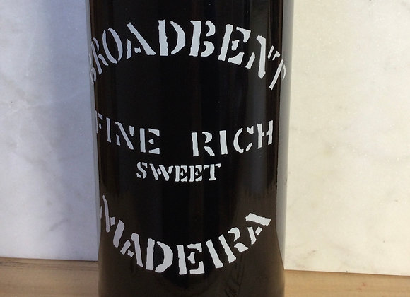 Broadbent Fine Rich Sweet Madeira