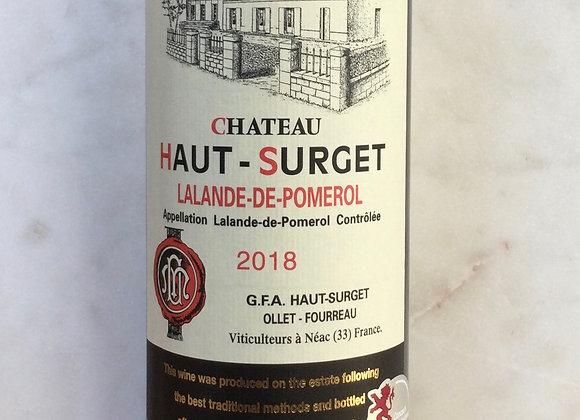 Chateau Haut-Surget Lalande-de-Pomerol