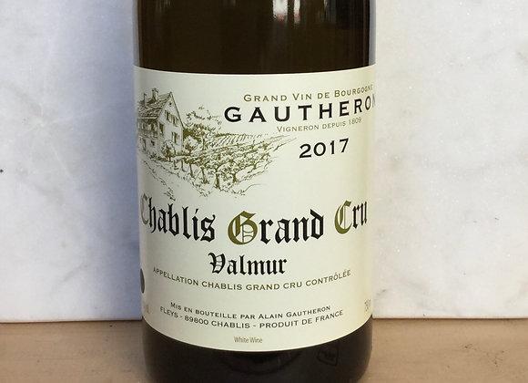 Gautheron Chablis Grand Cru Valmur