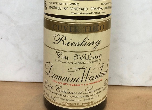 Domaine Weinbach Cuvée Théo Riesling