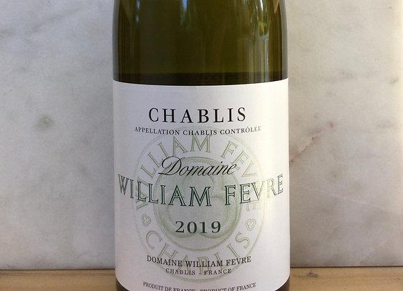 Domaine William Fevre Chablis