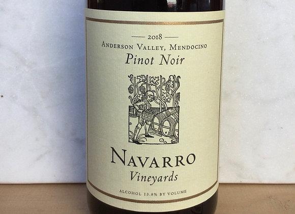 Navarro Vineyards Pinot Noir