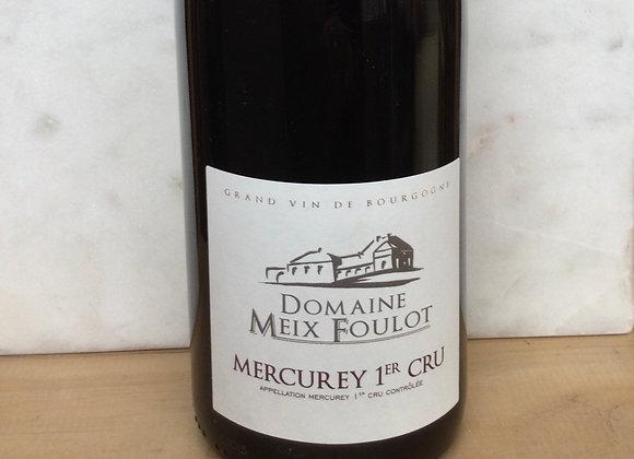 Domaine de Meix Foulot Mercurey Premier Cru