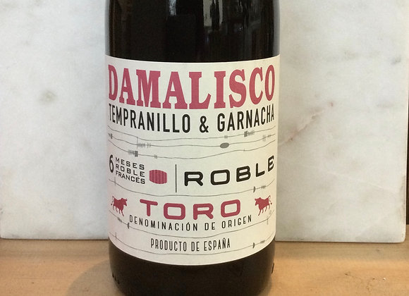 Damalisco Toro Roble