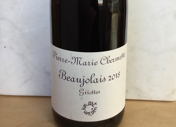 Pierre-Marie Chermotte Les Griottes Beaujolais
