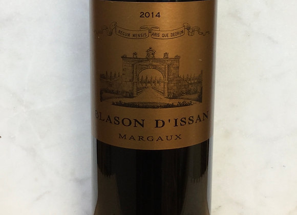 Blason d'Issan Margaux