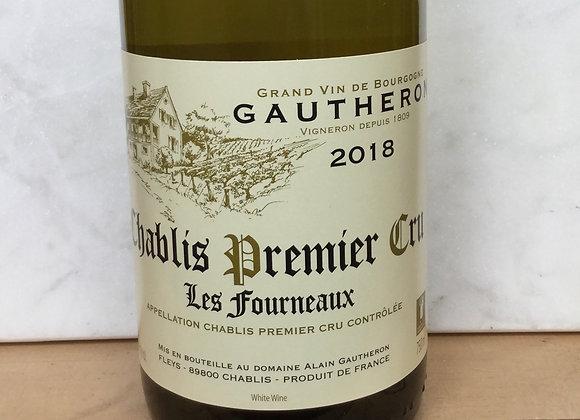 """Gautheron Chablis Premier Cru """"Les Fourneaux"""""""