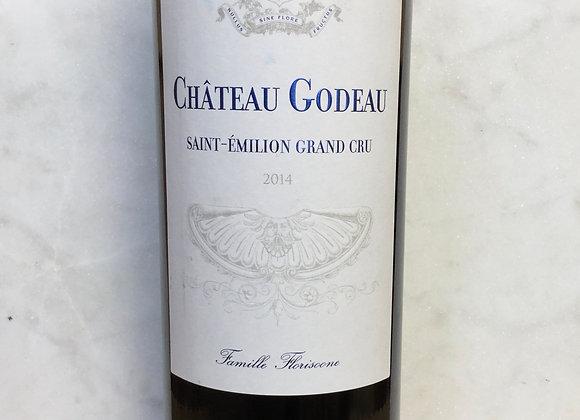 ChâteauGodeau Saint-Emilion Grand Cru Bordeaux