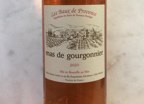 Mas de Gourgonnier Les Baux de Provence Rose