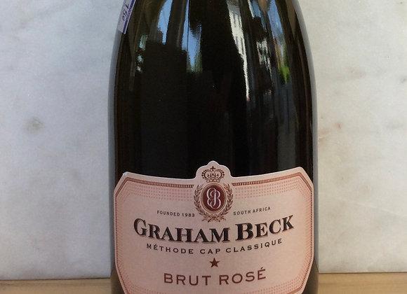 Graham Beck Brut Rose