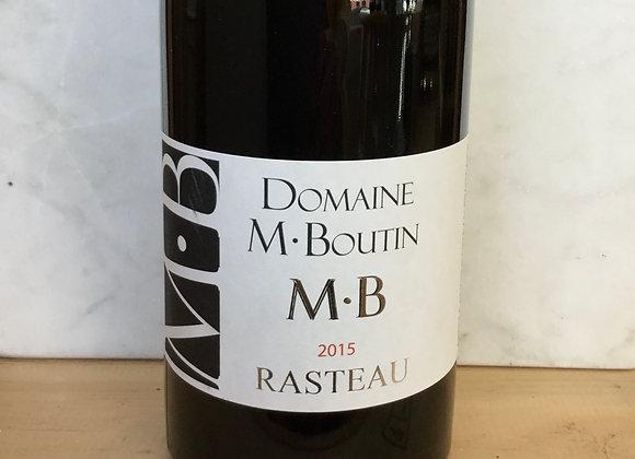 Domaine M Boutin Rasteau