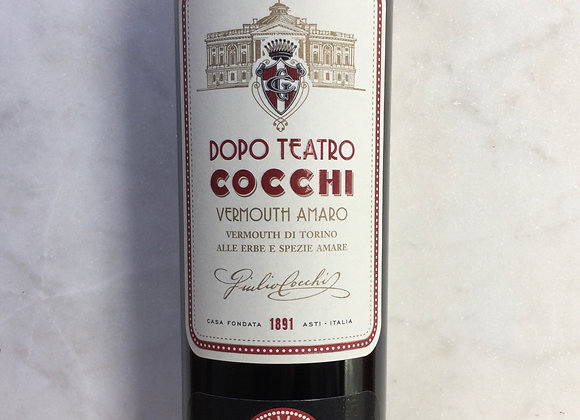 Dopo Teatro Cocchi Vermouth Amaro