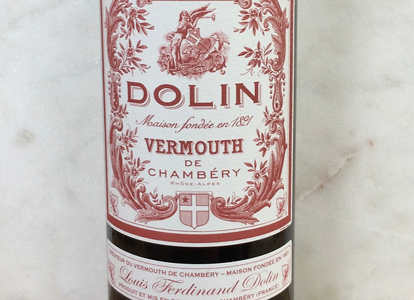 Dolin Vermouth de Chambery Rouge 375 ml