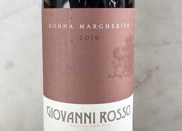 """Giovanni Rosso """"Donna Margherita"""" Barbera d'Alba"""