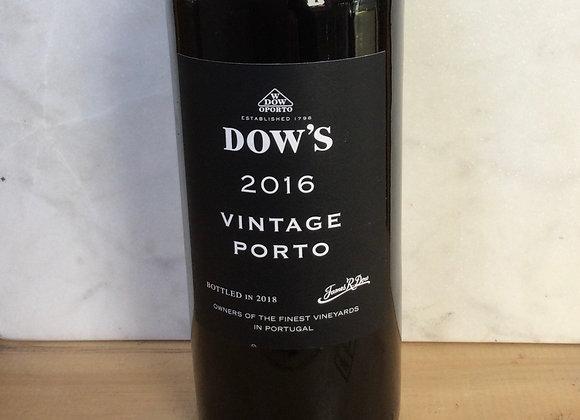 Dow's Vintage Port 375 ml