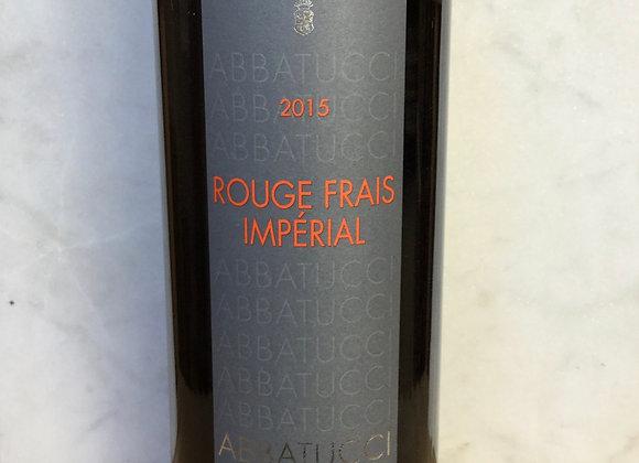 Domaine Comte Abbatucci Rouge Frais Imperial