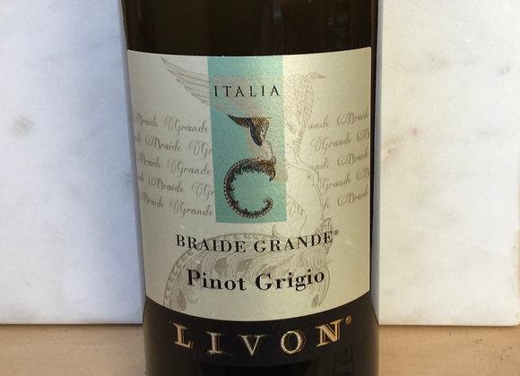 Livon Braide Grande Pinot Grigio