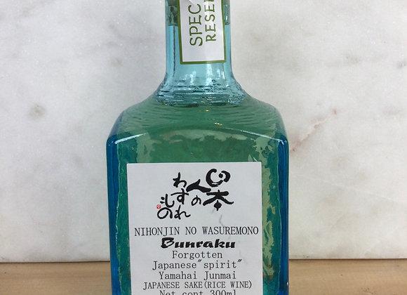 Bunraku Nihonjin No Wasuremono Forgotten Spirit