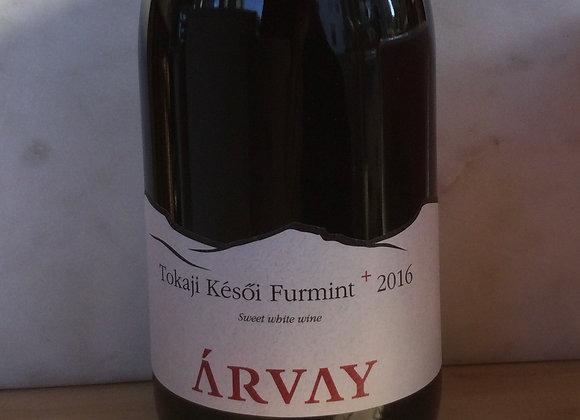 Arvay Tokaji Furmint Kesoi Dessert Wine