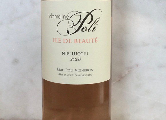 Domaine Poli Ile de Beaute Nielluccio Rose