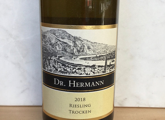 Dr Hermann Riesling Trocken
