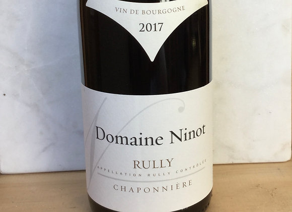 Domaine Ninot Rully Chaponnière