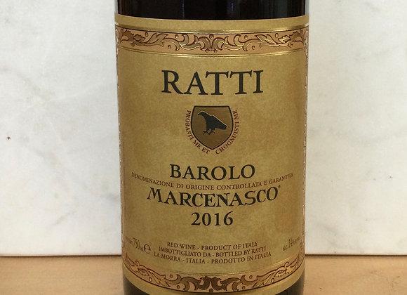 Renato Ratti Barolo Marcenasco
