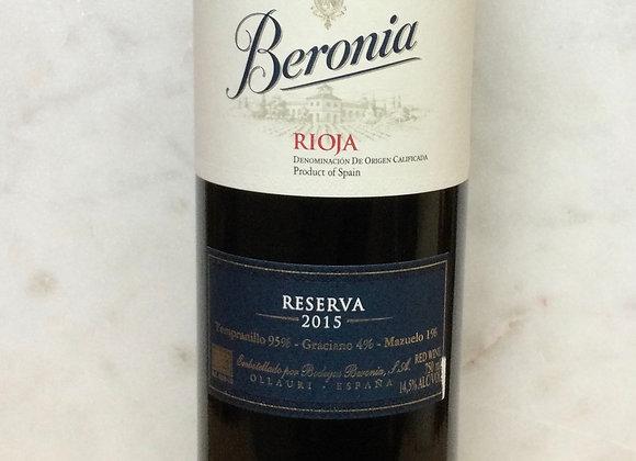 Beronia Rioja Reserve