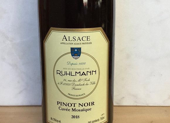 """Ruhlmann """"Cuvée Mosaique"""" Pinot Noir"""