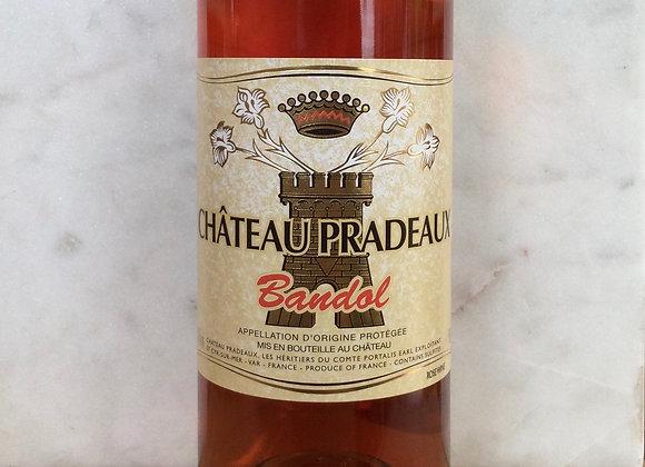 Chateau Pradeaux Bandol Rose