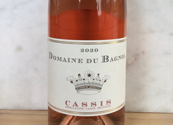 Domaine du Bagnol Cassis Rose