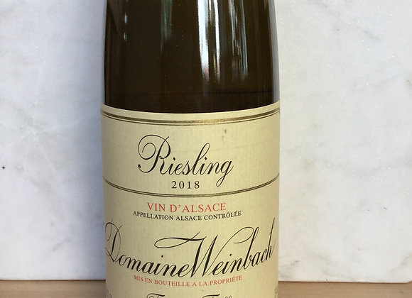Domaine Weinbach Reserve Personnelle Riesling