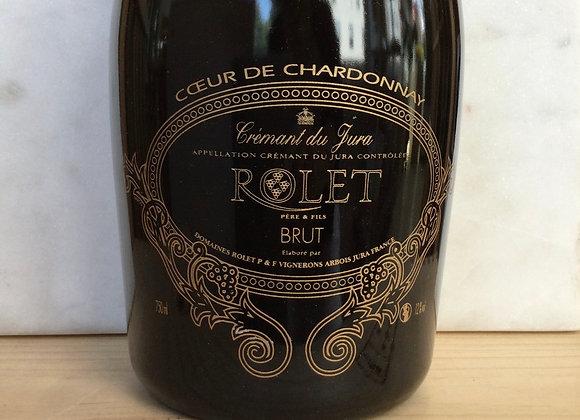 Rolet Cremant du Jura Chardonnay
