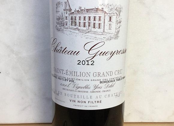 Château Gueyrosse Saint-Emilion Grand Cru