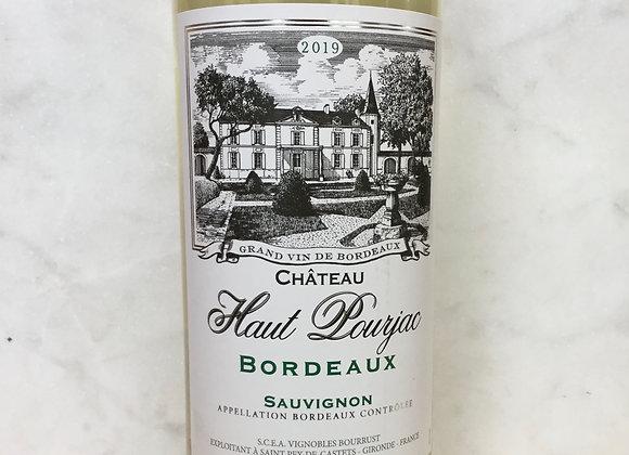 Château Haut Pourjac Bordeaux