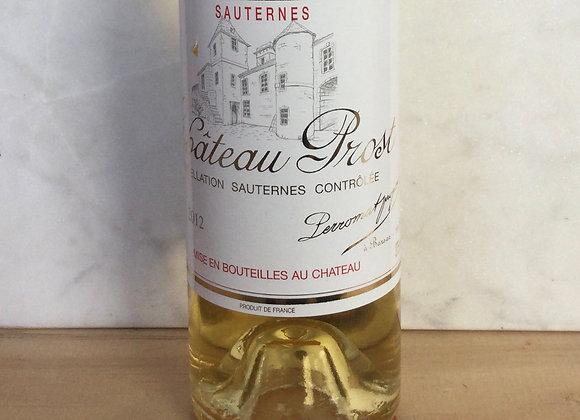 Château Prost Sauternes 375 ml