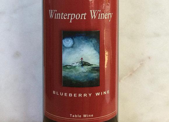 Winterport Winery Blueberry Table Wine