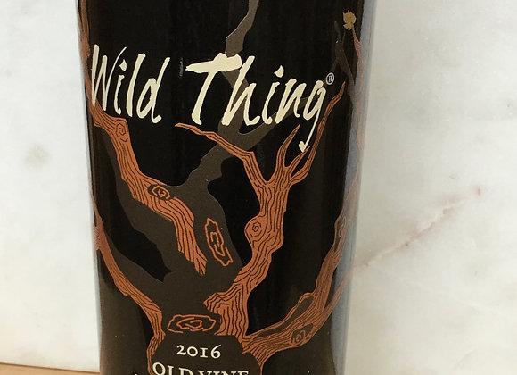 Wild Thing Zinfandel