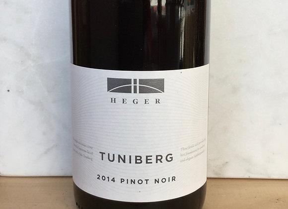 Heger Tuniberg Pinot Noir