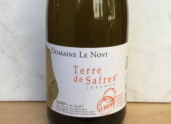 Domaine Le Novi Terre de Safres