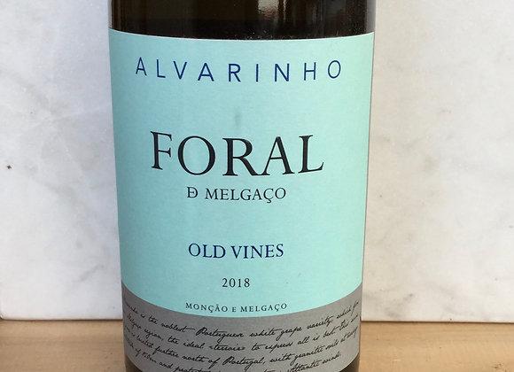 Floral Old Vines Alvarinho Vinho Verde