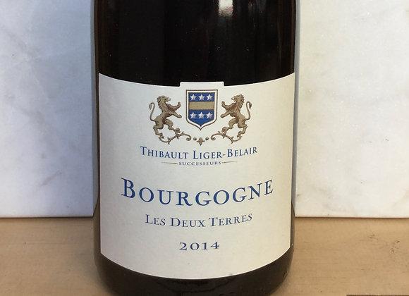 """Thibault Liger-Belair Bourgogne Gamay """"Les Deux Terres"""""""