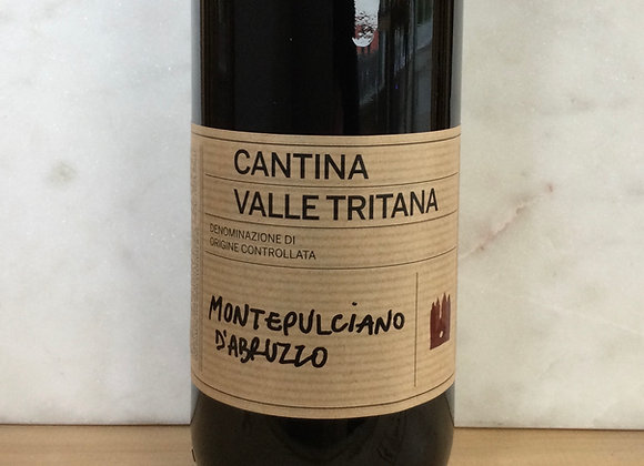 Cantina Valle Tritana Montepulciano d'Abruzzo